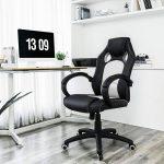silla ergonomica de trabajo