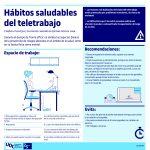 principios ergonomicos de la oficina en casa segun los expertos en ergonomia y salud mental